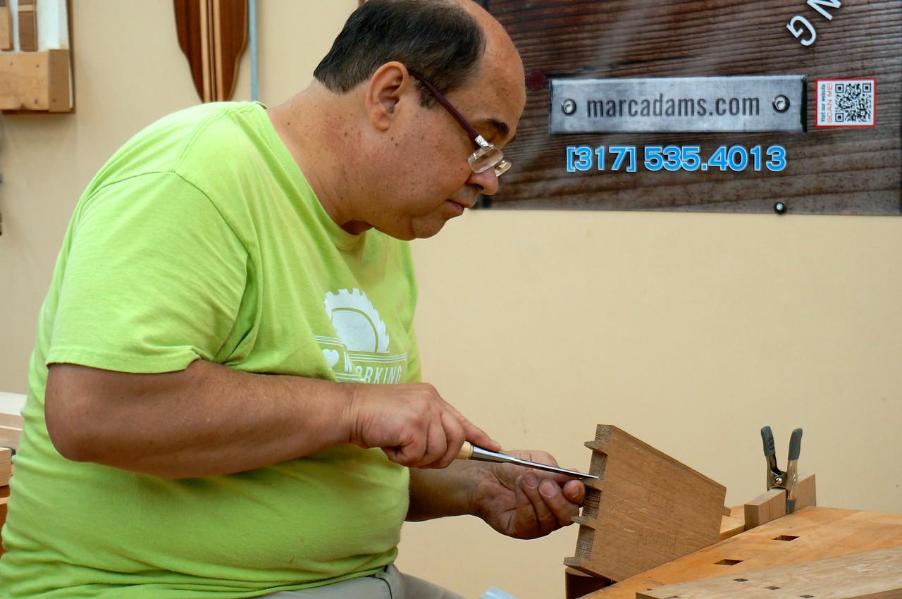 Cabinetmaking w Pekovich 39