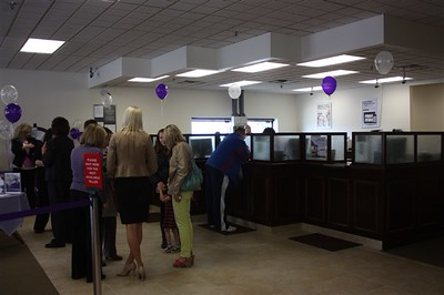 First Midwest Bank Re-Grank Opening/Ribbon Cutting April 24, 2015