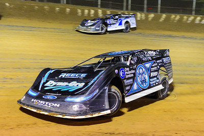 Scott Blomquist (0) and Jared Landers (777)