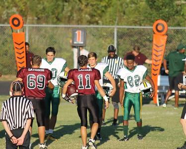 JV Football (Grant)