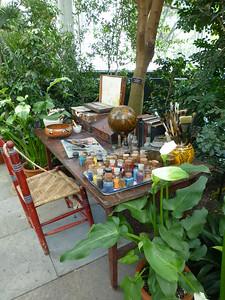 Frida art materials