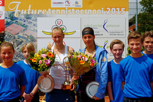 110. Finalists women single - Future Alkmaar 2015_110