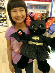 Meet Bat Girl