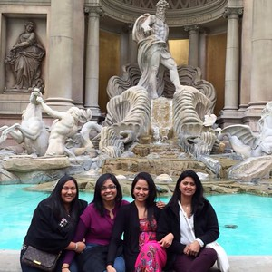Ceasar's Palace.... wanna be Trevi Fountain  :)