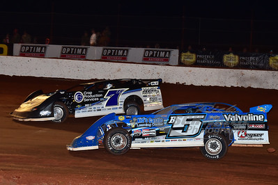 B5 Brandon Sheppard and 777 Jared Landers