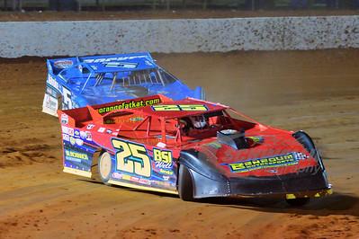 25 Mike Benedum and B5 Brandon Sheppard