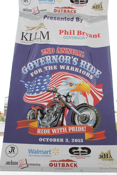 Governor's Ride Oct 3, 2015