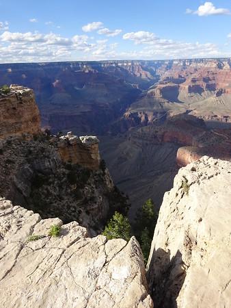 Grand Canyon R2R2R, May 27, 2015