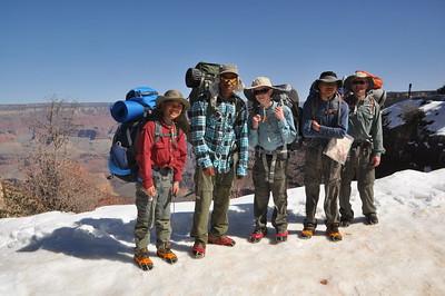2015 Grand Canyon Trip