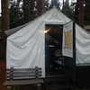 Our tent in Curry Village