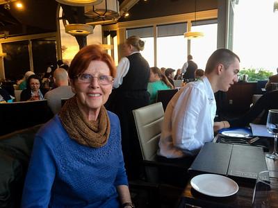 Helen's Birthday Celebration at Kincaids