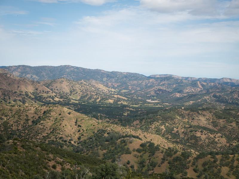 Robison Creek valley