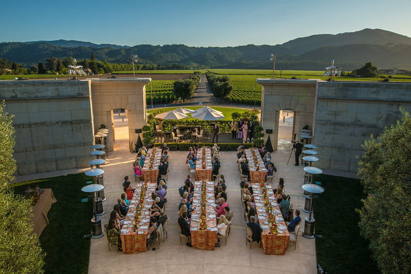 10th Anniversary Founders Dinner at Opus One