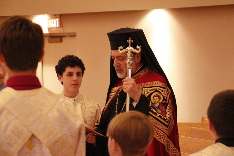2nd Bridegroom Service