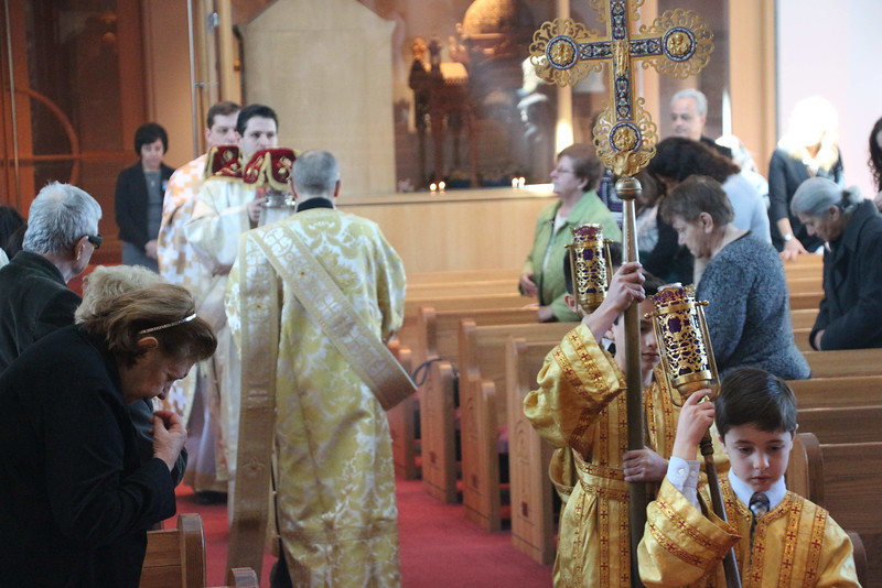 Saturday of Lazarus