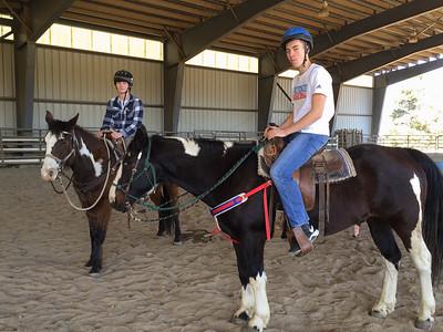 Horseriding In Tahoe