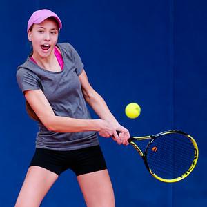 01.02. Nevena Sokovic - Intime HEAD Junior Open finals 2015_01.02