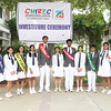 Investiture ceremony - Cambridge