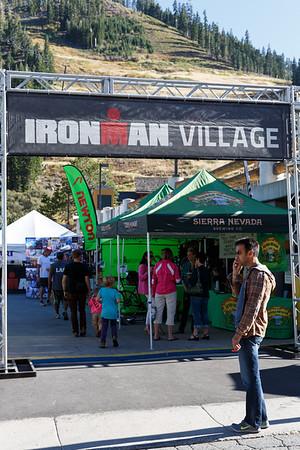 Ironman Tahoe 2015