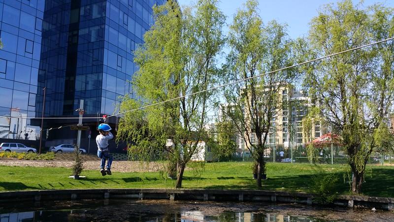 Iulius Park April 2015