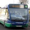 Thamesdown Optare Versa WX60EDV 403 at Swindon bus station.
