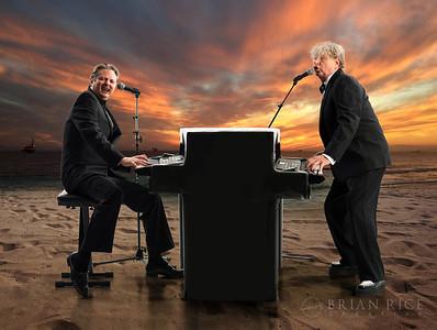 Adam Blue's Dueling Pianos 01.19.15