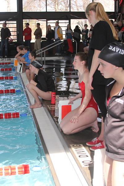 On Saturday, January 31st, GWU men and women's swim takes on Davidson College.