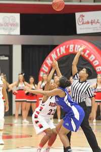 GWU Women's Basketball falls to Asheville on Saturday afternoon, January 17th.