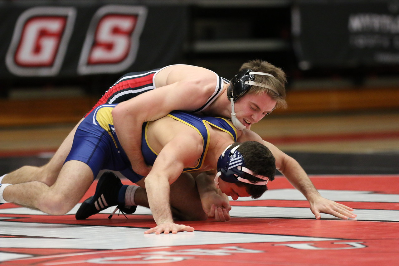 Tyler Ziegler falls to 14-7 loss