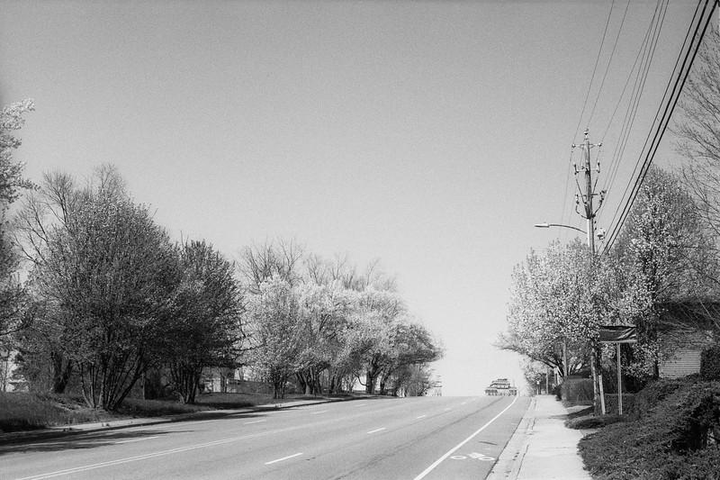 Asheville, NC, March 2015, Tri-X, M2 50DR
