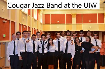 20151119 Jazz Band at tthe UIW