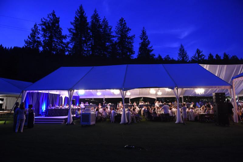 Annual Festival Gala at Meadowood Napa Valley