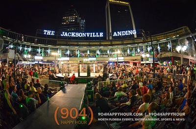 Riverside Beatdown at the Jacksonville Landing - 7.10.15