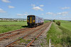 9 July 2015 :: 153301 is on the outskirts of Millom with 2C46, the 1208 from Carlisle to Barrow-in-Furness