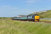 10 July 2015 :: A further view of train 2C41 at Harrington with 37218 and 37409