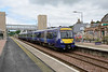 12 July 2015 :: 170 425 makes a call at Dunblane while working 1T78, the 1102 Inverness to Glasgow Queen Street