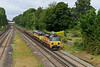 28 July 2015 :: Seen at Hook is 70808 with 66850 on 6Y41 from Eastleigh to Hoo Junction