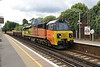 23 July 2015 :: 70808 is passing Wandsworth Road with 6L37 from Hoo Junction to Whitemoor