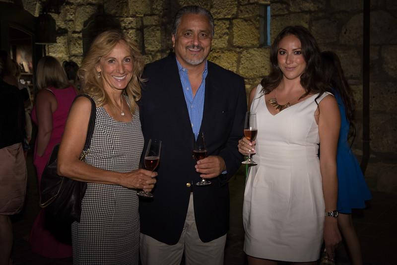 Patron Dinner at Buena Vista Winery