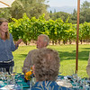 Vintner's Luncheon at Spring Mountain Vineyard