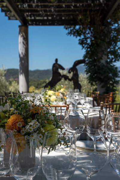 Vintner's Luncheon at Clif Lede Winery