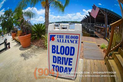 Blood Drive @ Freedom Boat Club - 6.27.15