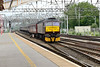 25 June 2015 :: 47245 is arriving at Crewe leading 5Z51 from Carnforth to Crewe