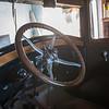 JOED VIERA/STAFF PHOTOGRAPHER-Lockport, NY-the interior of Joe Kurtz's 1926 Buick.