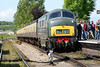 6 June 2015 :: D832 is pictured in Williton Station