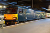 25 June 2015 :: In Caledonian Sleeper livery, 92033 is pictured at Euston having earlier bought the empty stock into the station in readiness for the overnight service, 1S25 to Inverness