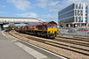 4 June 2015 :: 66170 is pictured at Newport with 6V05 from Round Oak to Margam