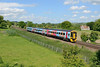 8 June 2015 :: 158798 is at Little Langford with 1F12, the 0923 from Portsmouth Harbour to Cardiff Central