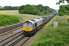 26 June 2015 :: 66748 is pictured at Potbridge with 4Y19 from Mountfield to Southampton