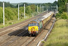 18 June 2015 :: 57310 heads the Northern Belle (Ascot Special) at Lower Basildon, train 1Z62 from Ascot to Manchester Victoria